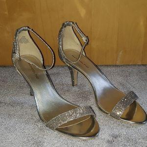 Madia shimmering Heel